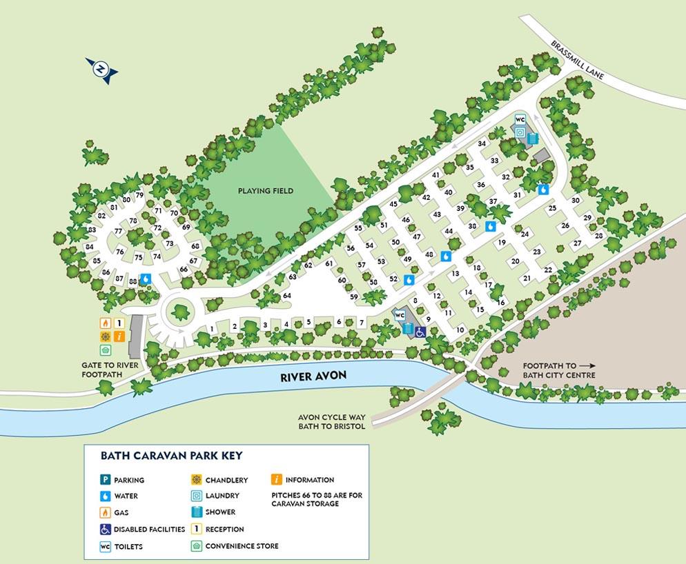 Awesome Development Plan Map